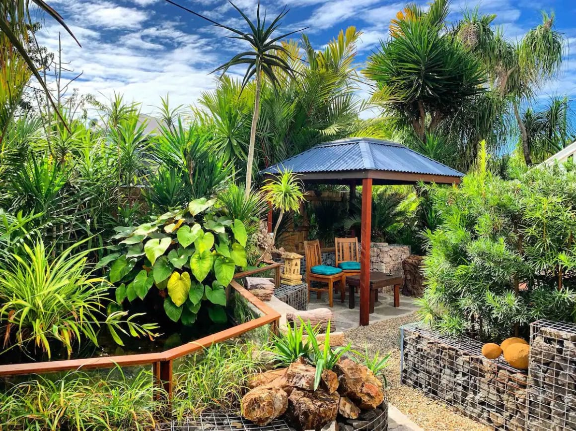 Unique botanic apartment