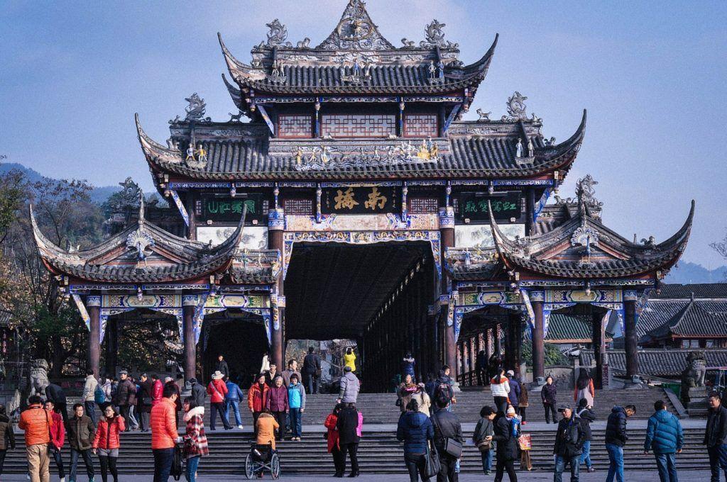 Walking in China 2