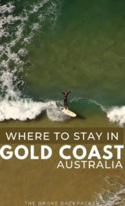 Where to Stay in Gold Coast PIN