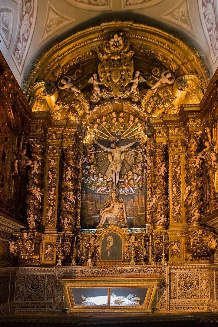 Igreja-Museu Sao Roque