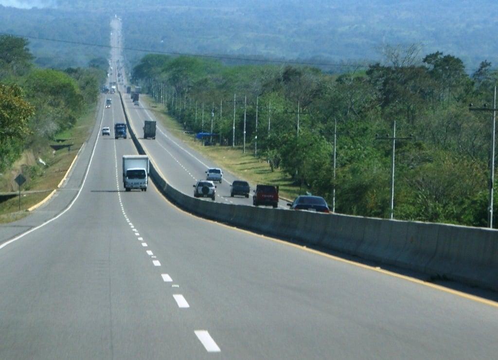 honduras safe to drive road