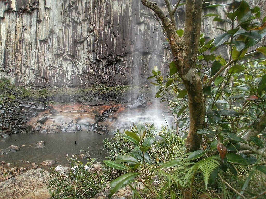 Minyon Falls is a great day trip from Byron Bay