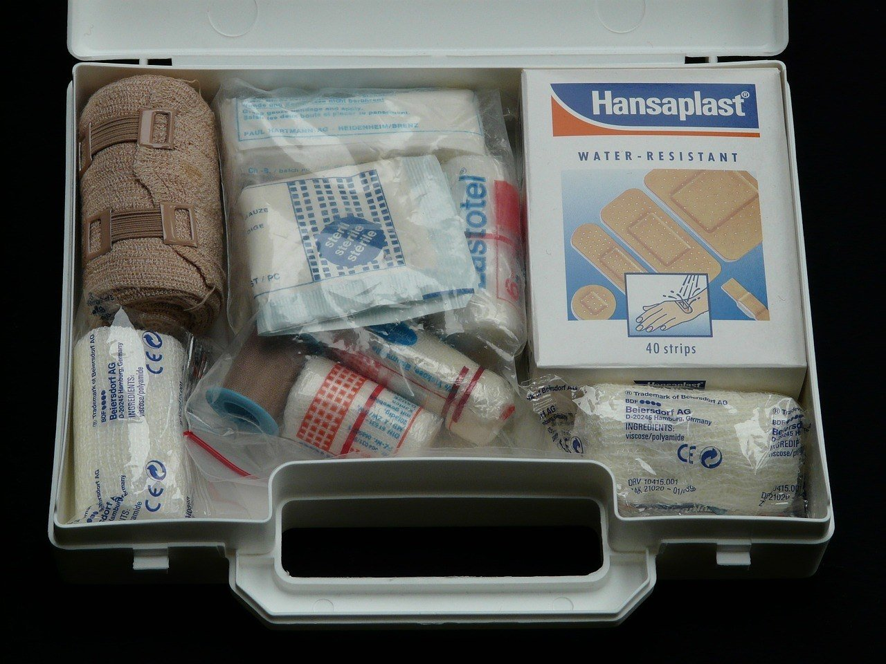 Bandages are a necessary thing for any first aid kit