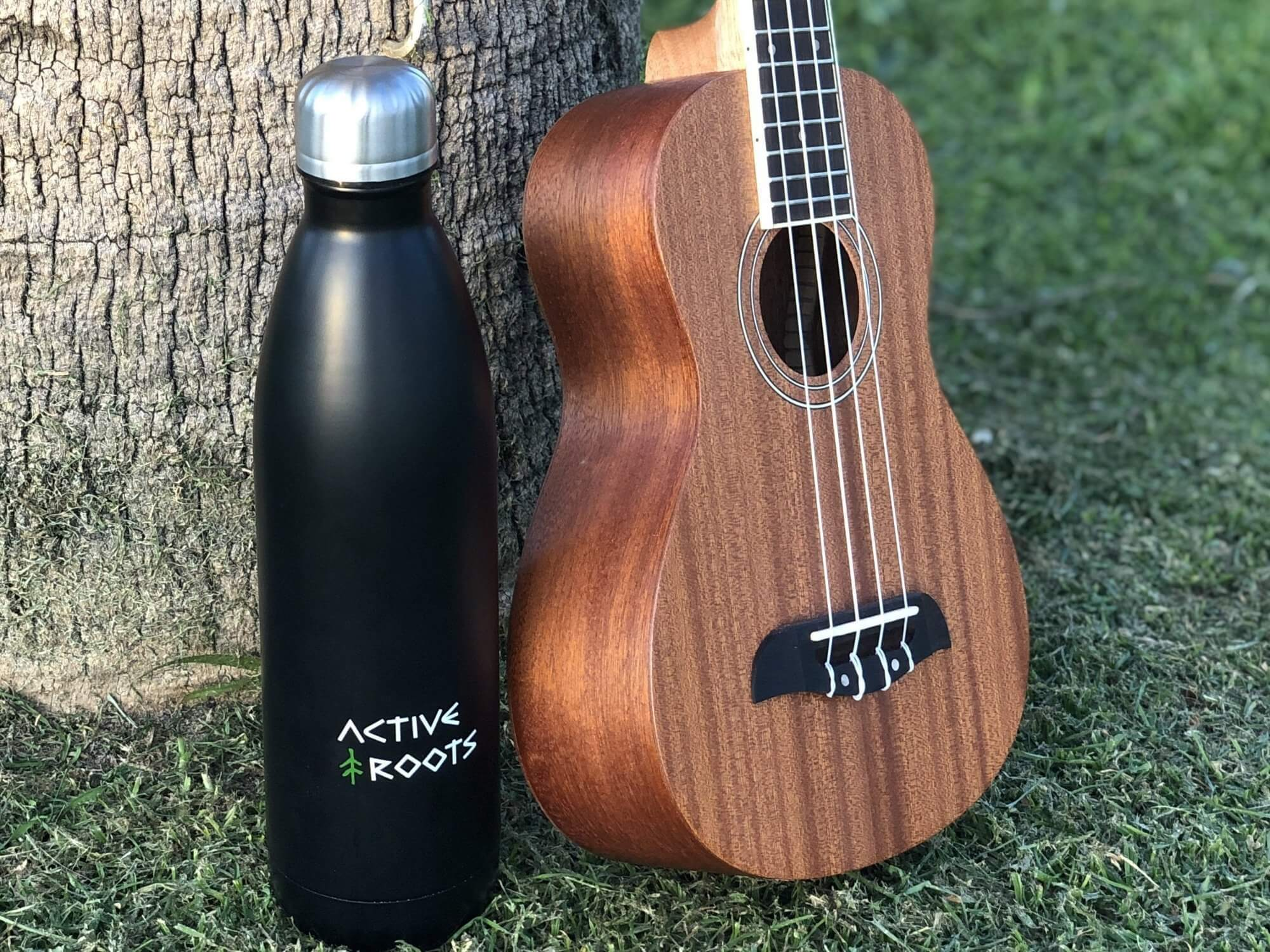 The best travel bottle around is perfect for camping too
