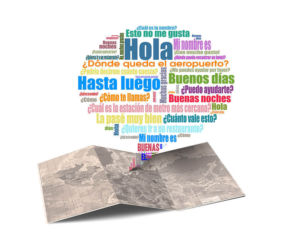 Focus on important phrases to know when travelling
