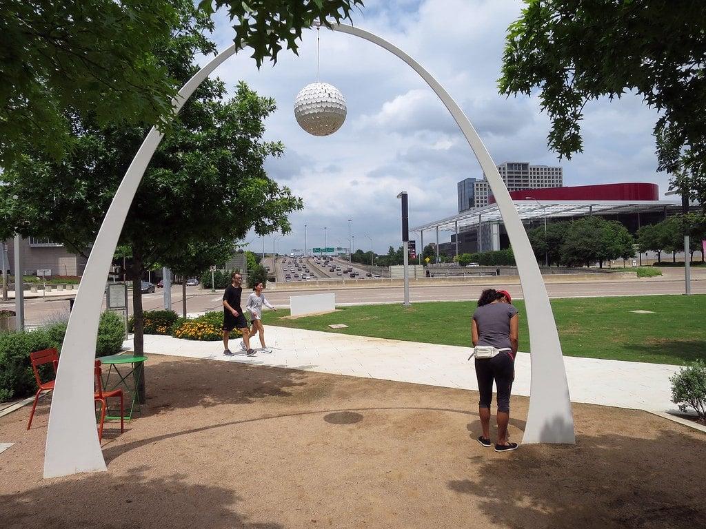 park, dallas