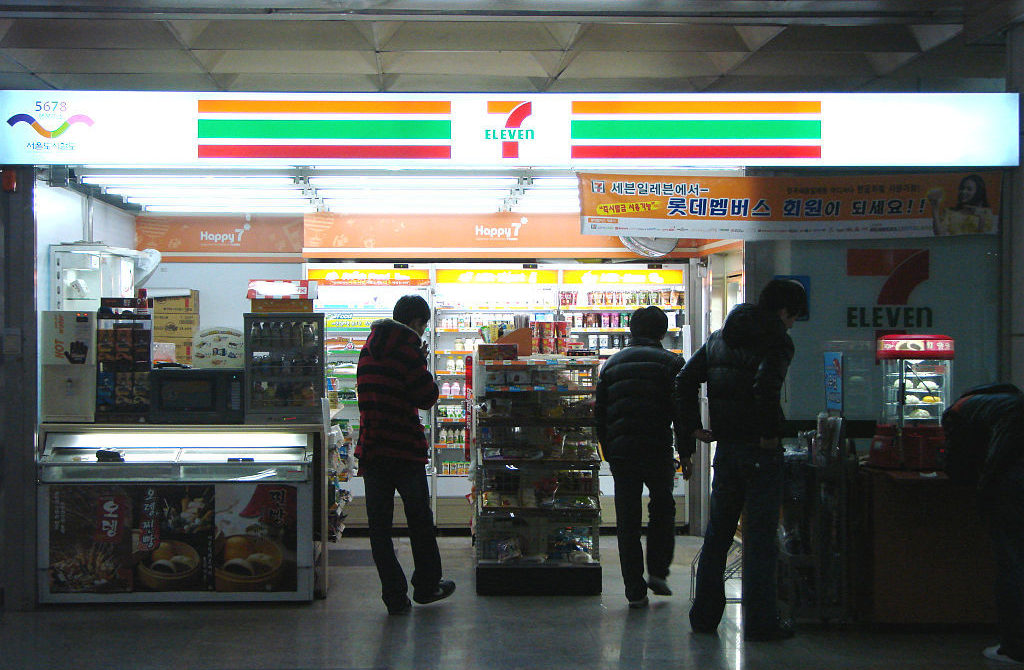 The Korean convenience store will be your new best friend while backpacking Seoul