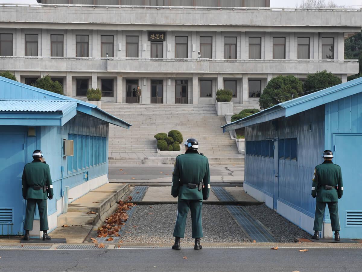 DMZ tours will take you to the Korean Demilitarized Zone