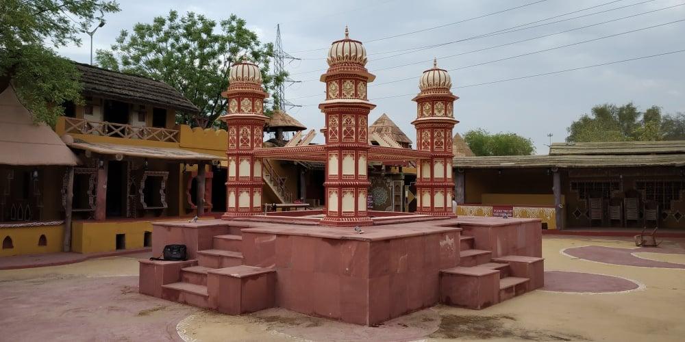 Chokhi Dhani Village