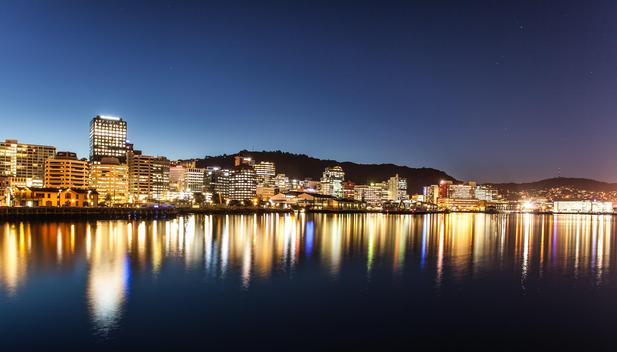 Wellington nightlife brings the city alive