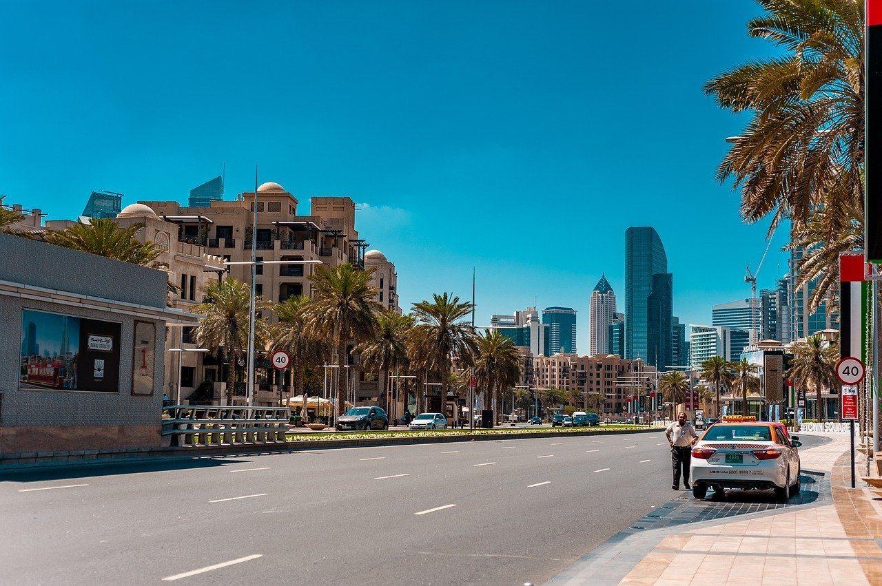 Are taxis safe in Dubai