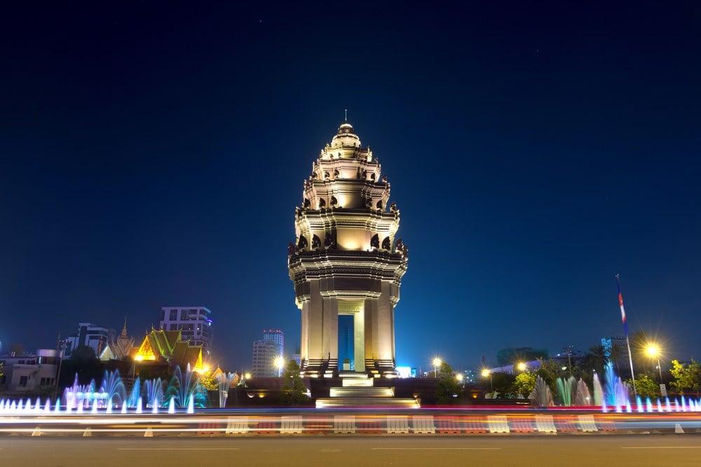 BKK1, Phnom Penh