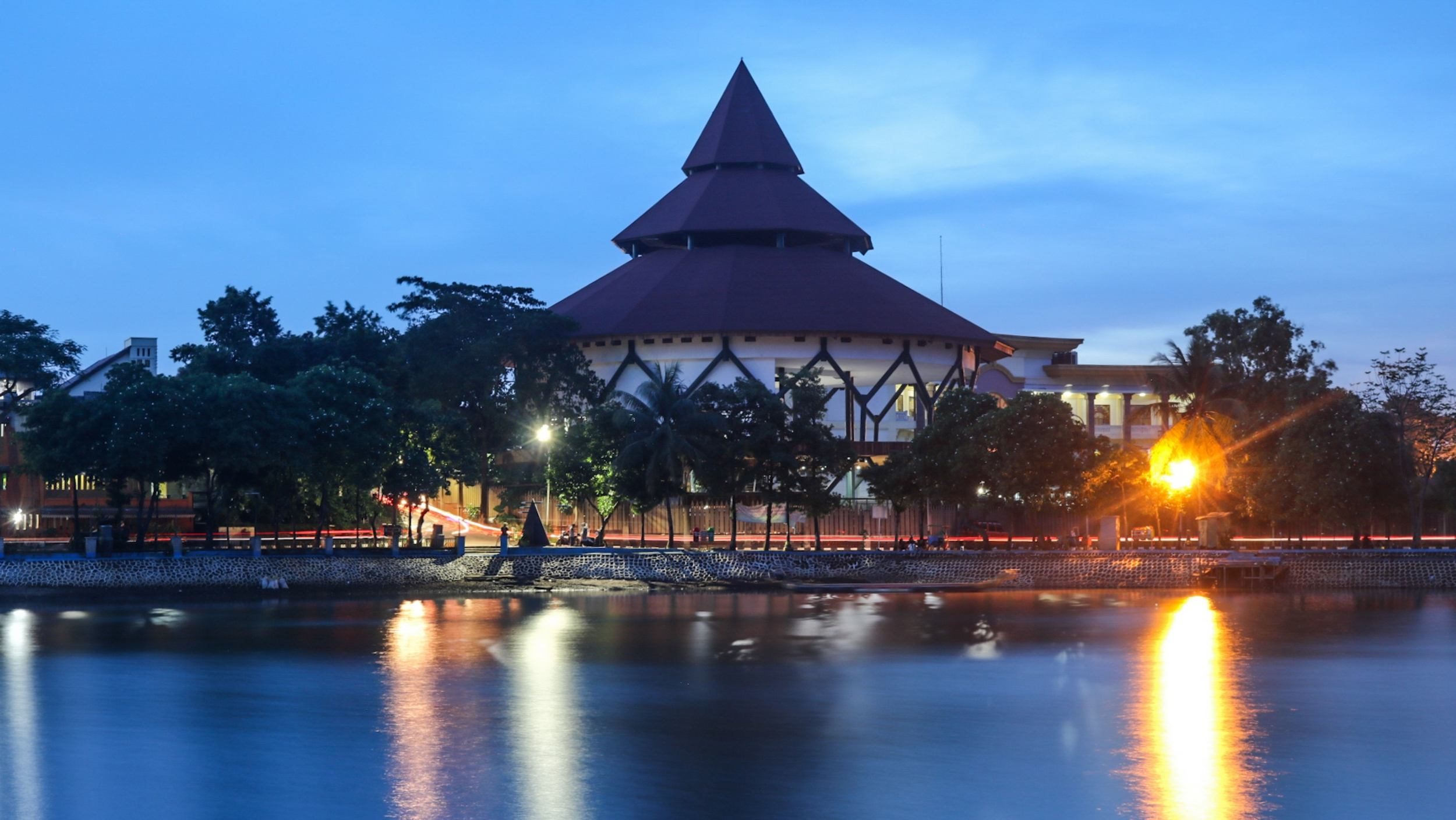 Babakan Lake and the Betawi Cultural Village