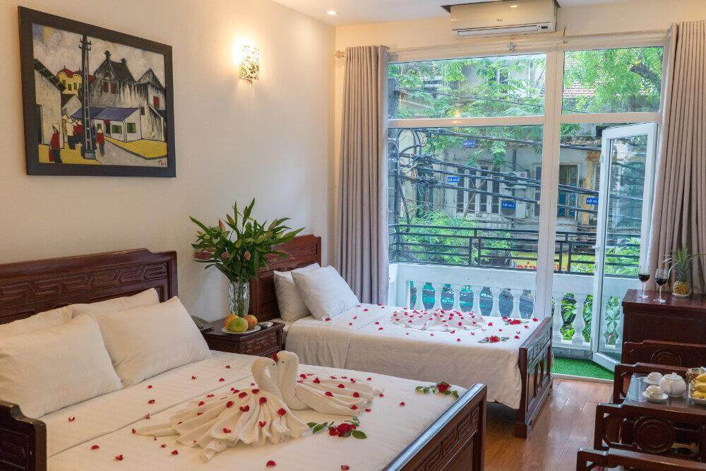 best budget hotel in hanoi