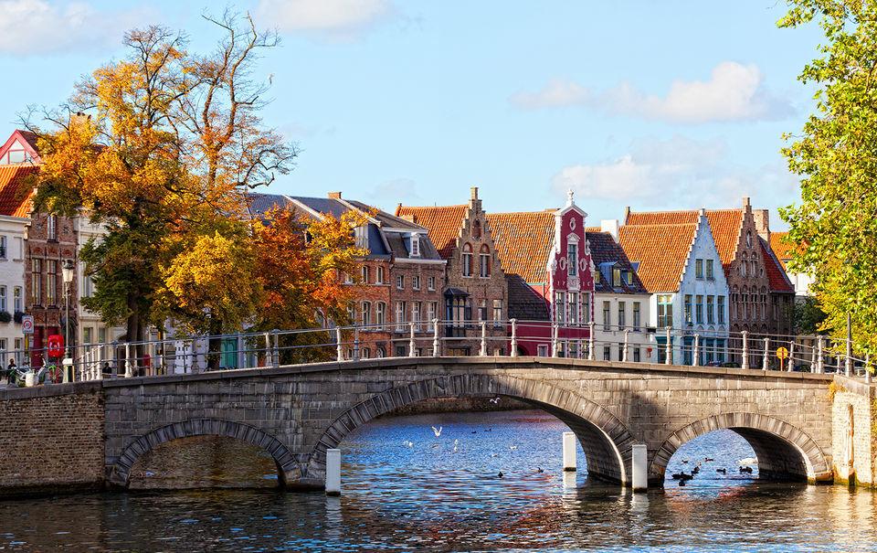 Best Cities in Europe - Bruges