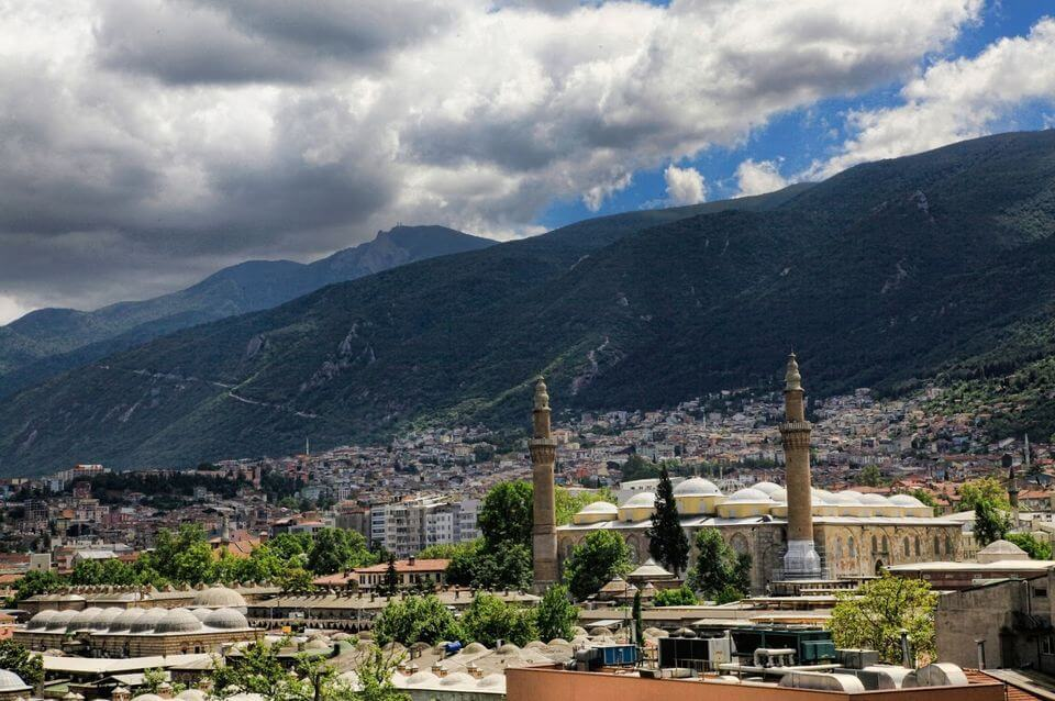 Bursa and Mt. Uludag: Full-Day Tour from Istanbul