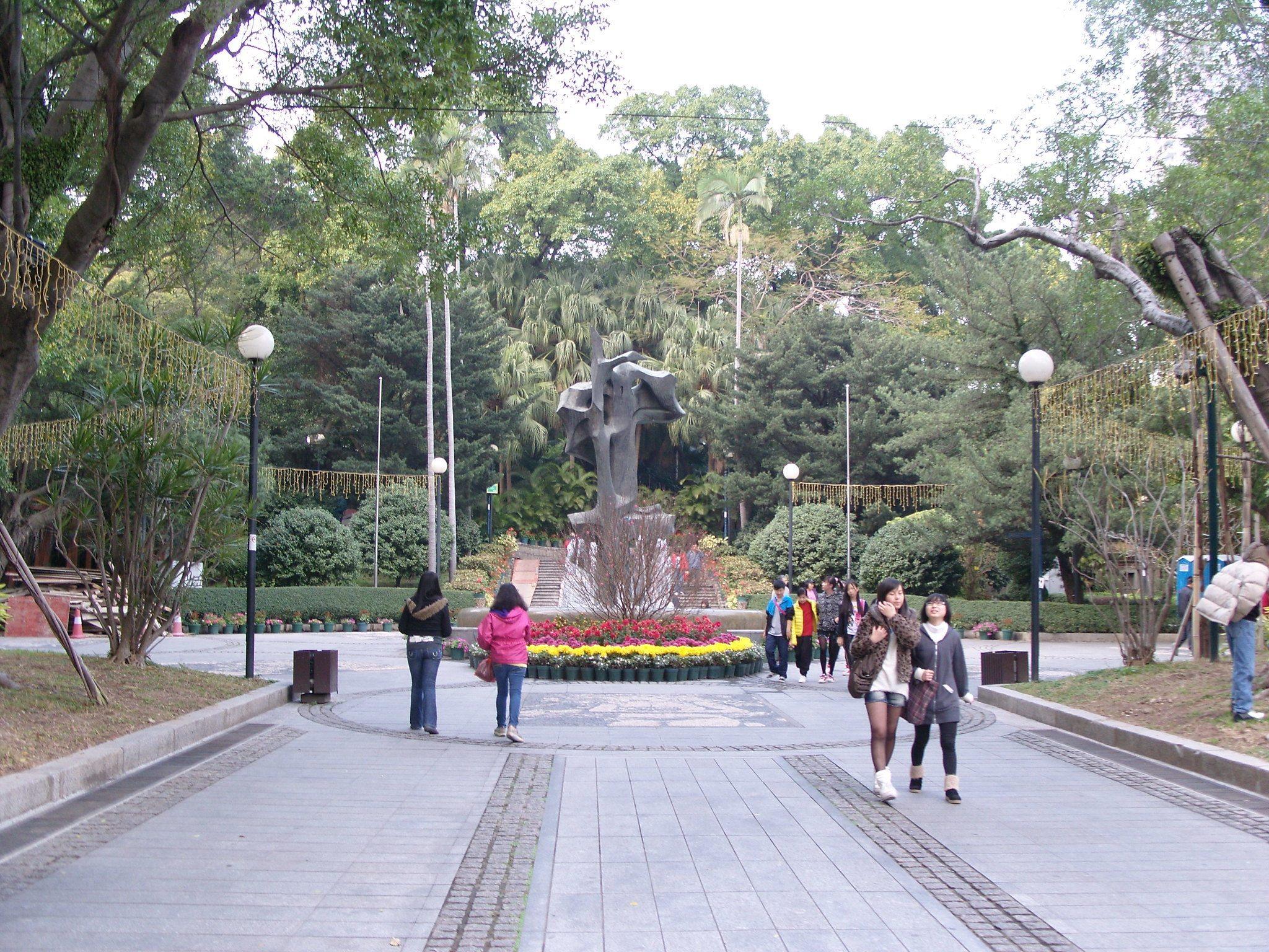 Camões Garden