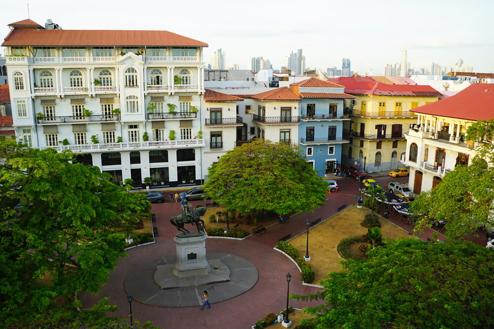Casco Viejo Panama City 1