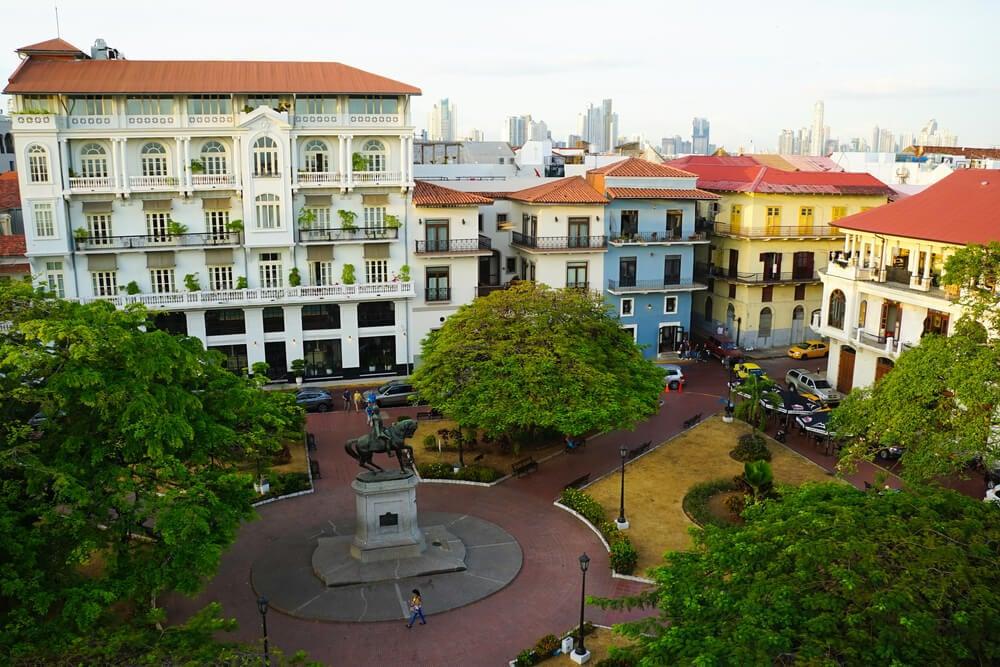 Casco Viejo Panama City 1