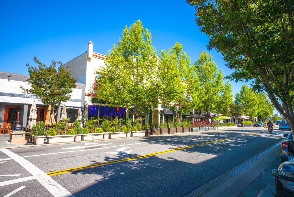 Downtown, Santa Cruz