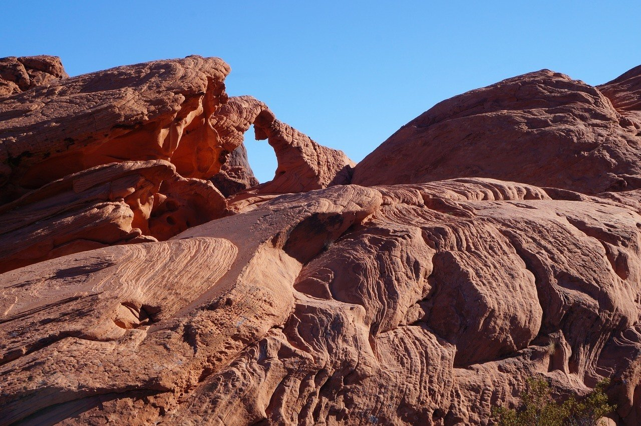 Drive Through The Valley Of Fire