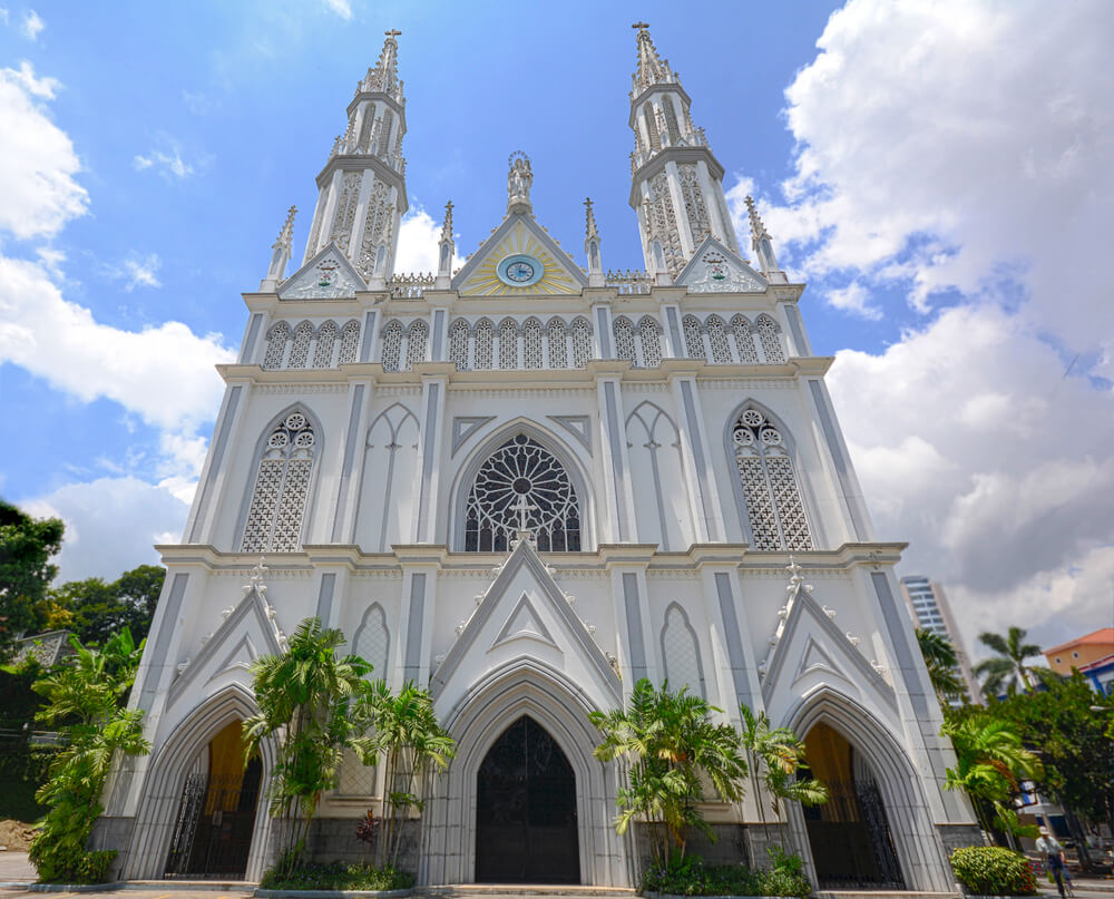 El Cangrejo, Panama City