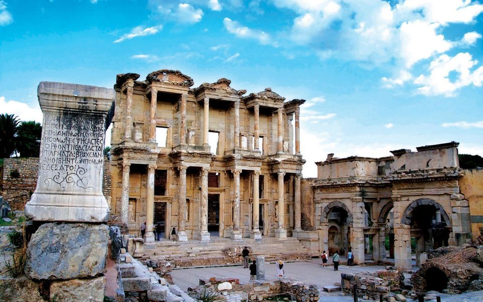 Ephesus Day Tour with Return Flights From Istanbul