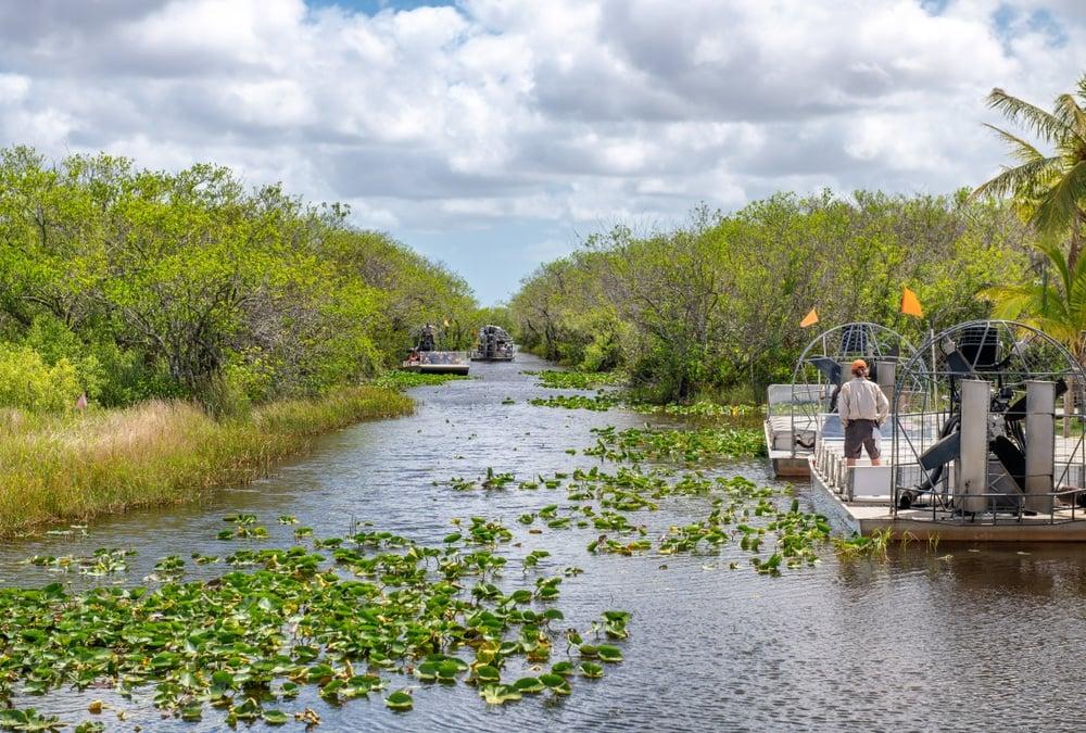 Everglades National Park miami