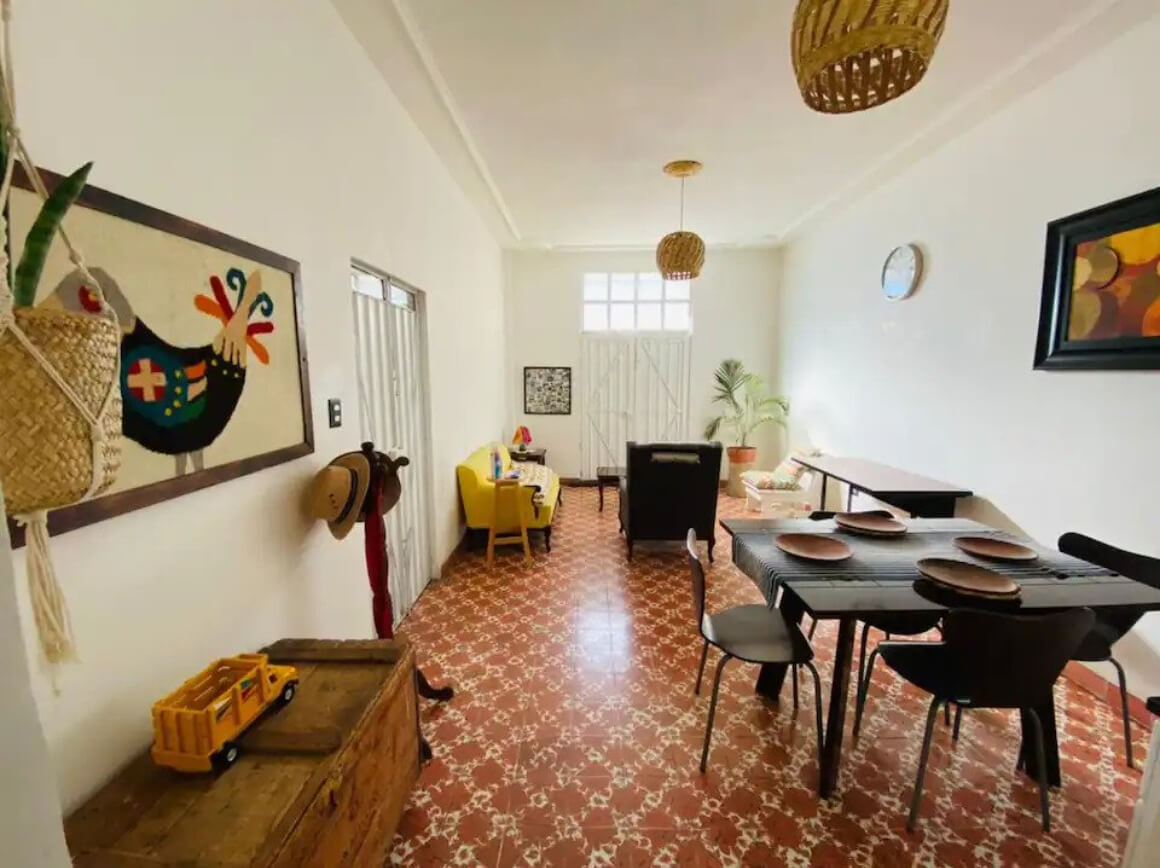 Family-Friendly Flat in Tourist Area