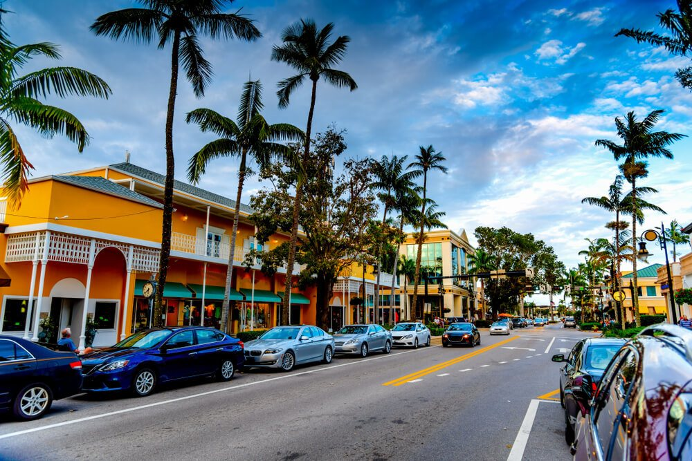Fifth Avenue South, Naples Florida