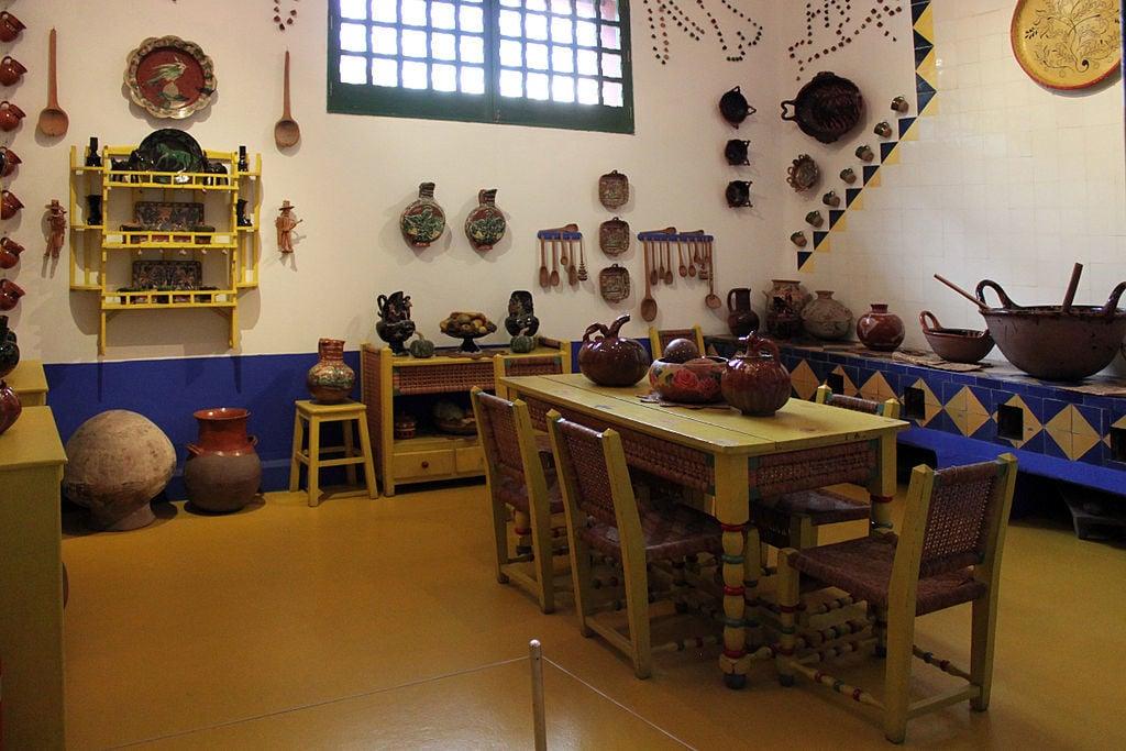 Frida Kahlo's Museum