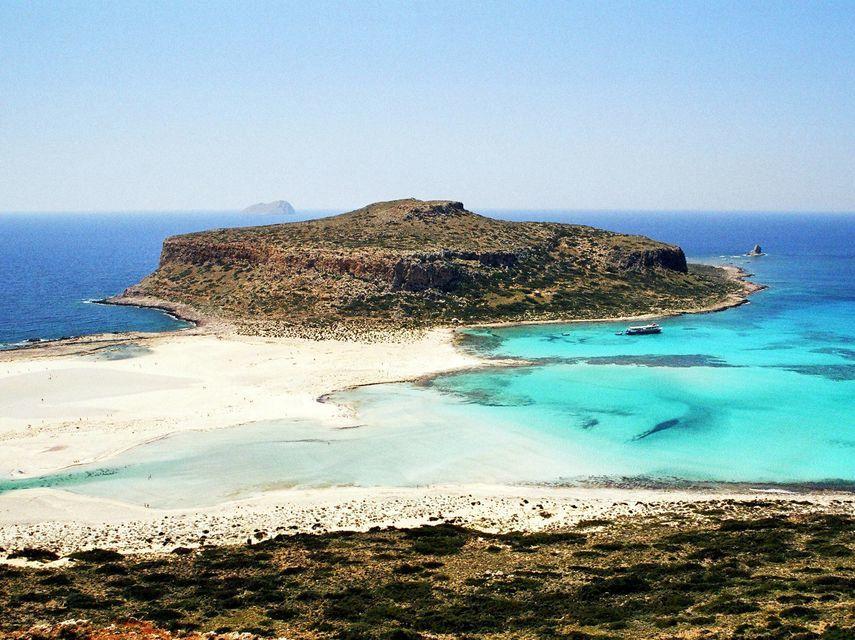 Gramvousa Island and Balos Bay
