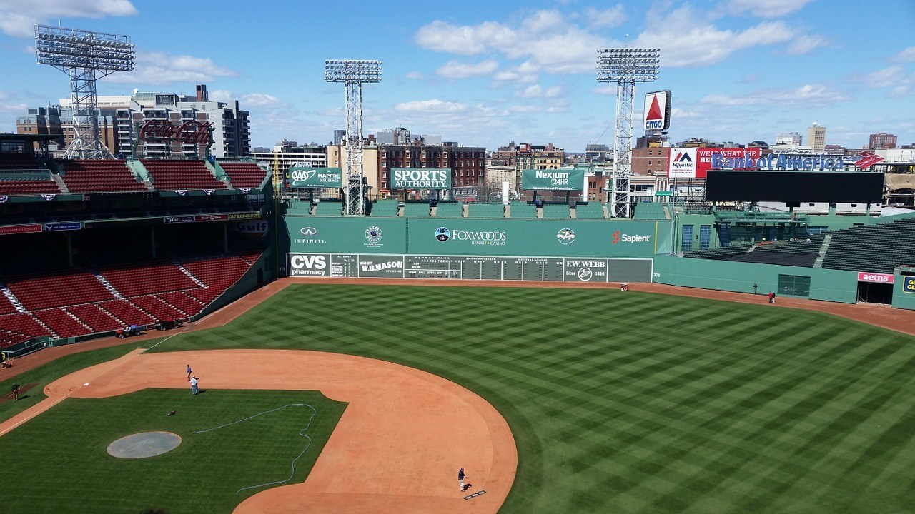 Guided Tour of Fenway Park