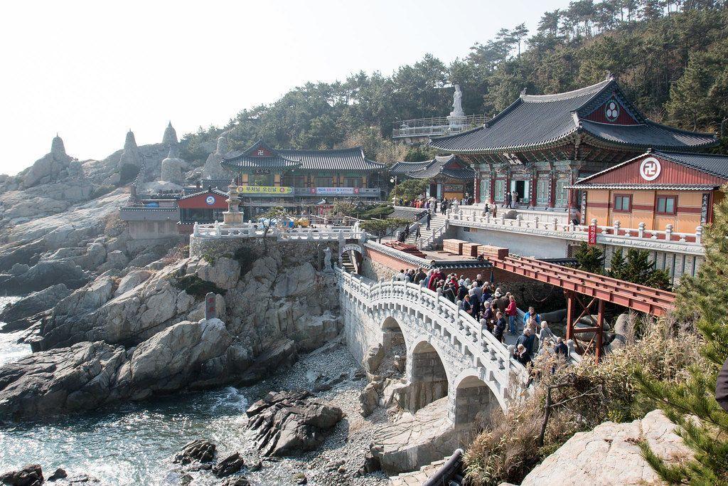 Haedong Yonggungsa Temple - top attraction in Busan