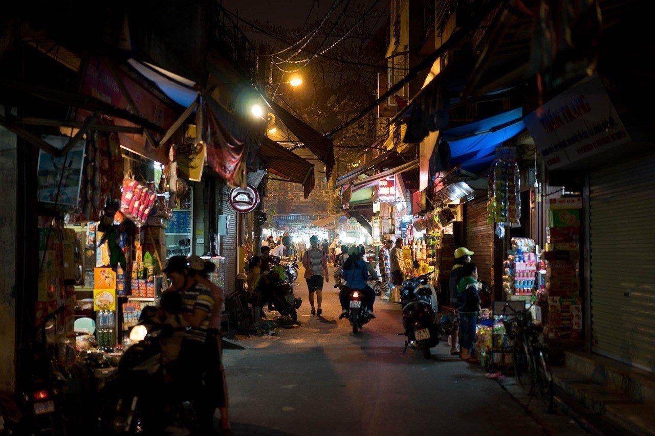 Hanoi Night Market, Hanoi