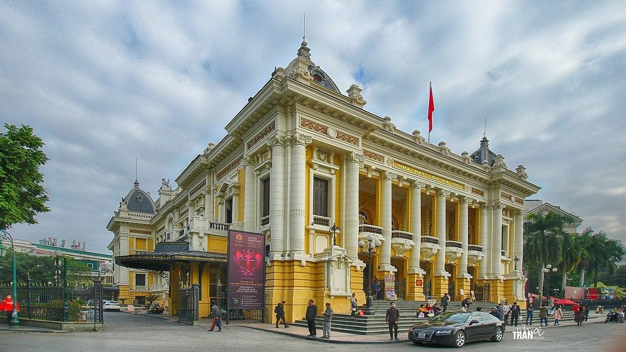 Hanoi Opera House, Hanoi