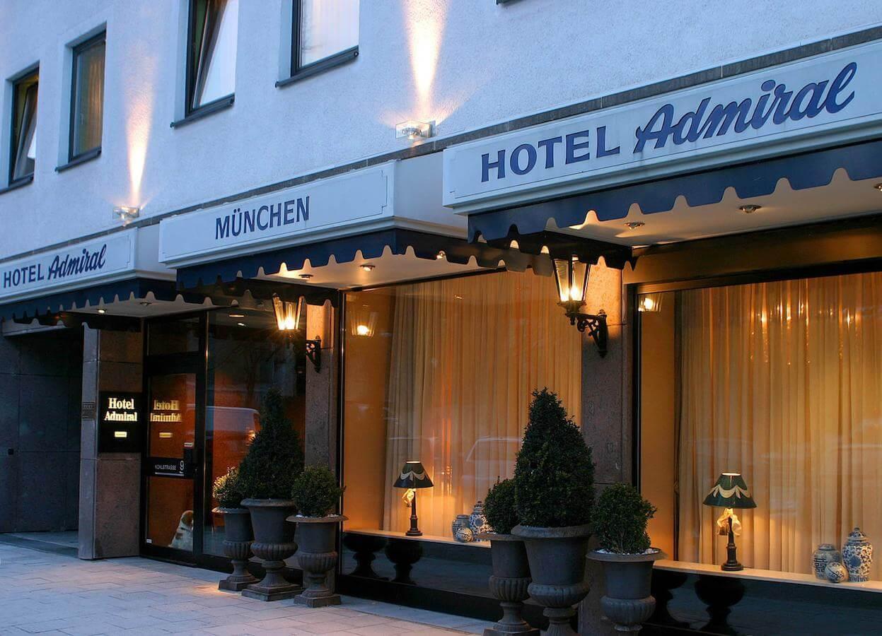 best luxury hotel in munich