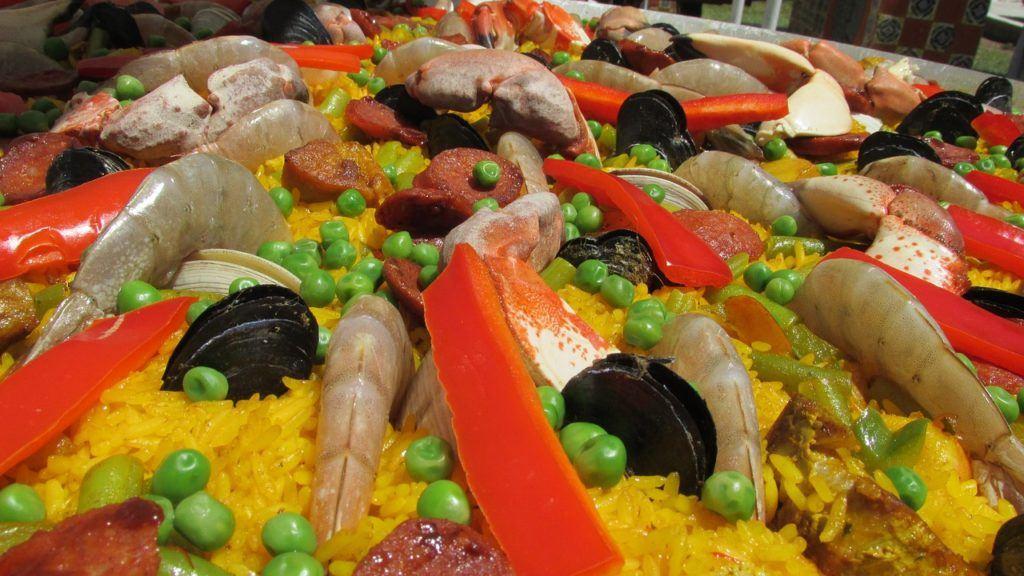 Ibiza food