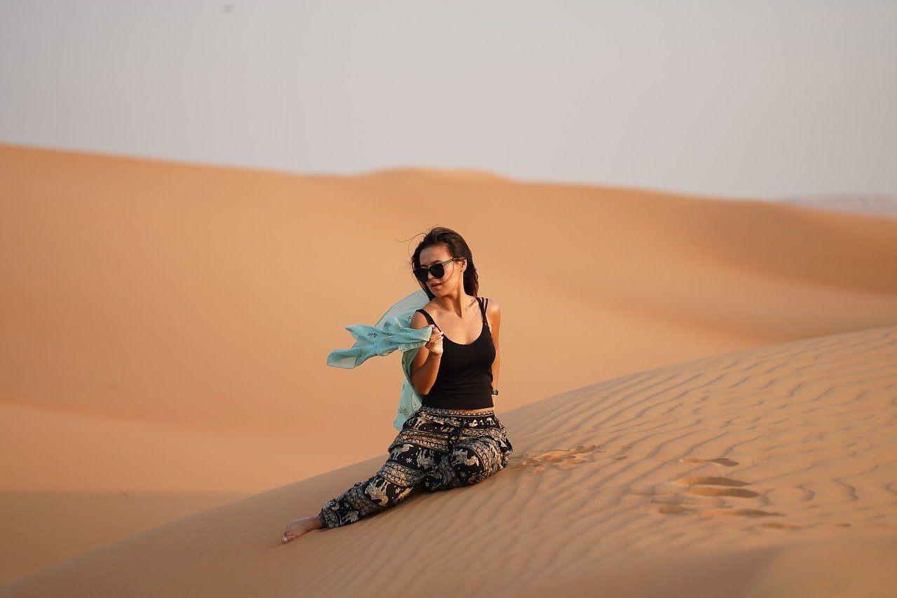 Is Dubai safe for women