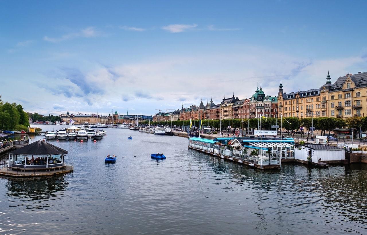 Is Sweden safe to live