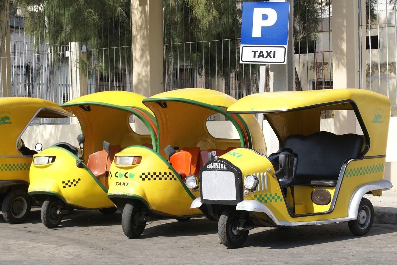 Is public transportation in Cuba safe