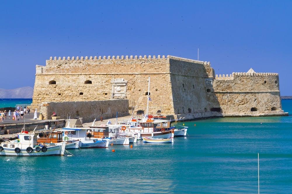 Koules Heraklion, Crete
