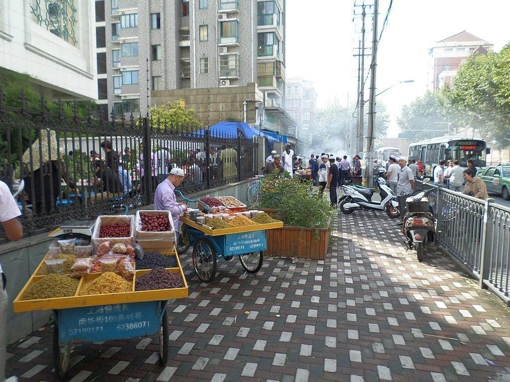 Muslim Street Market