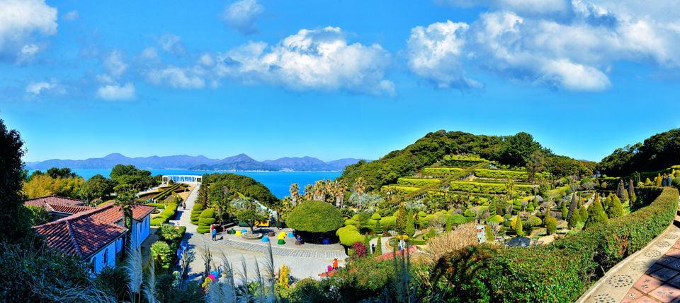 Oedo Island OR Tongyeong