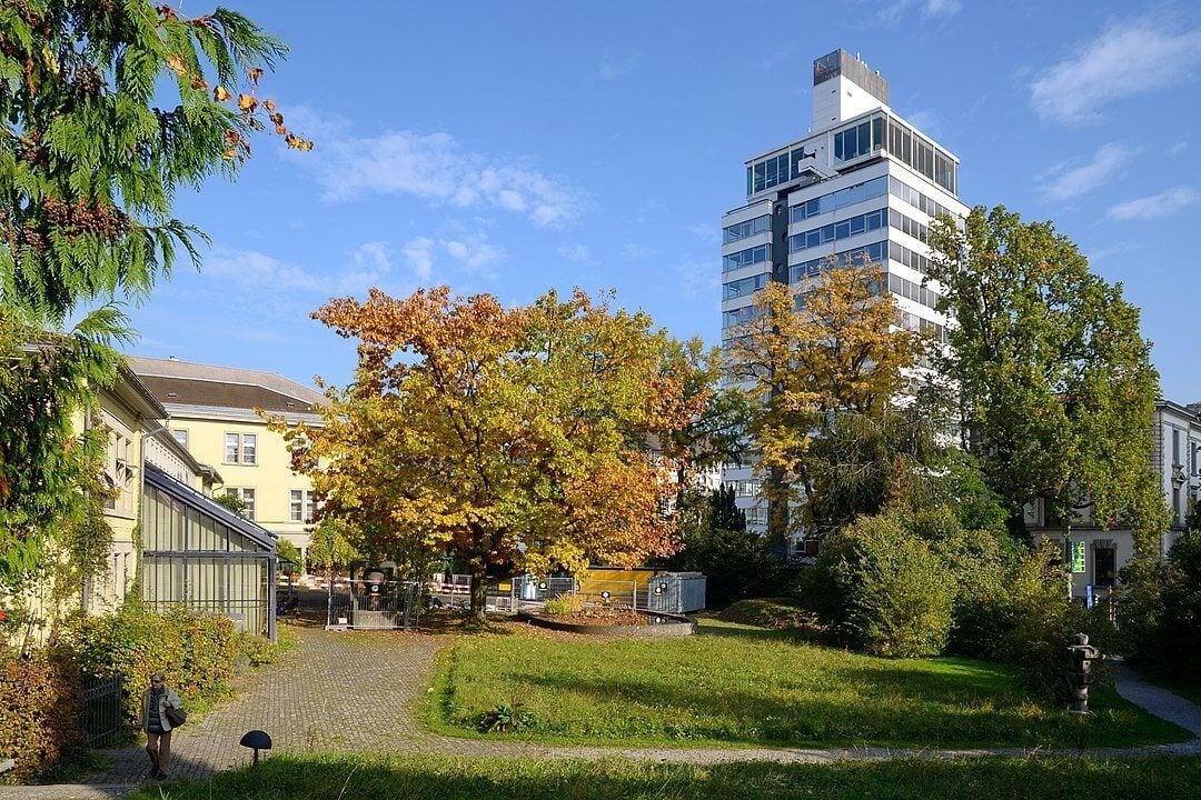 Old Botanical Garden