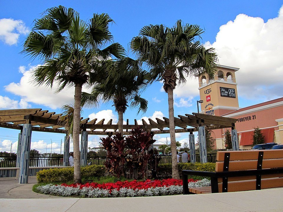 Orlando International Premium Outlets, Orlando