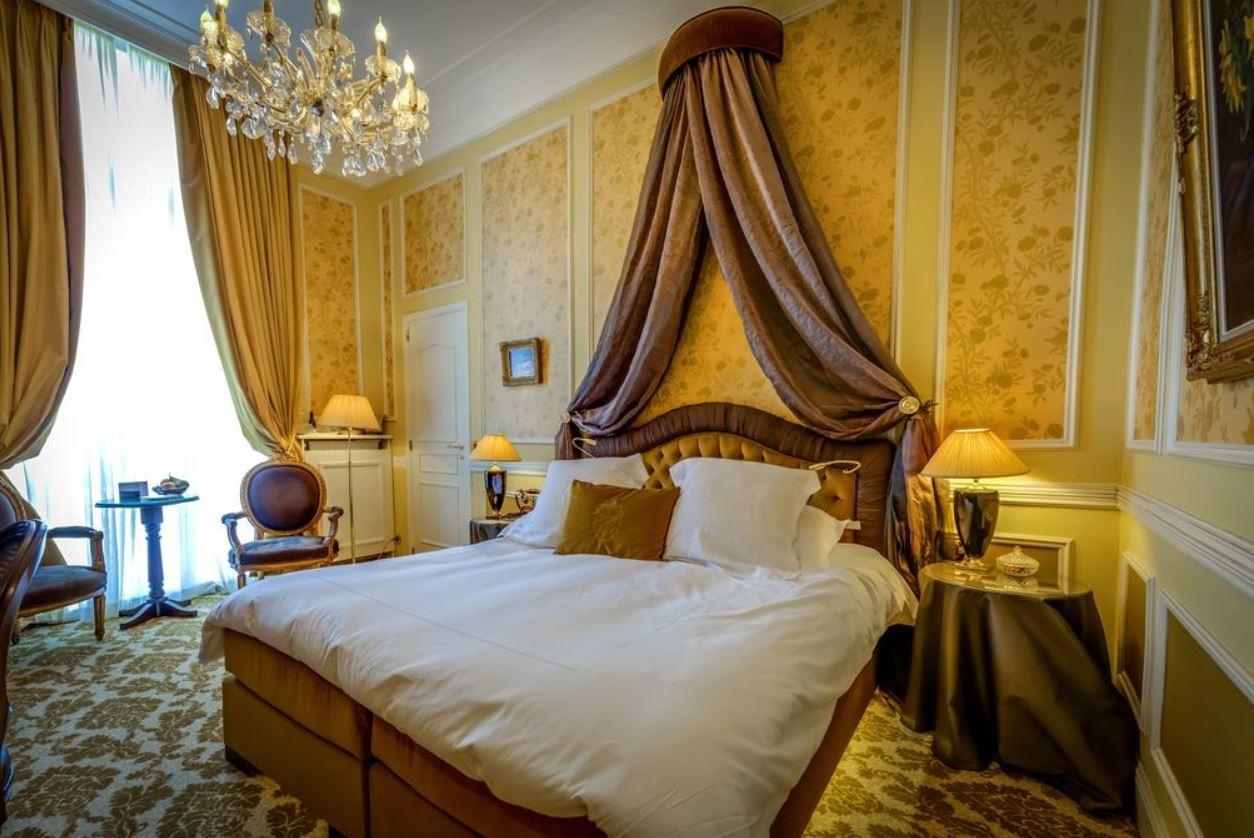 Relais & Châteaux Hotel Heritage, Bruges
