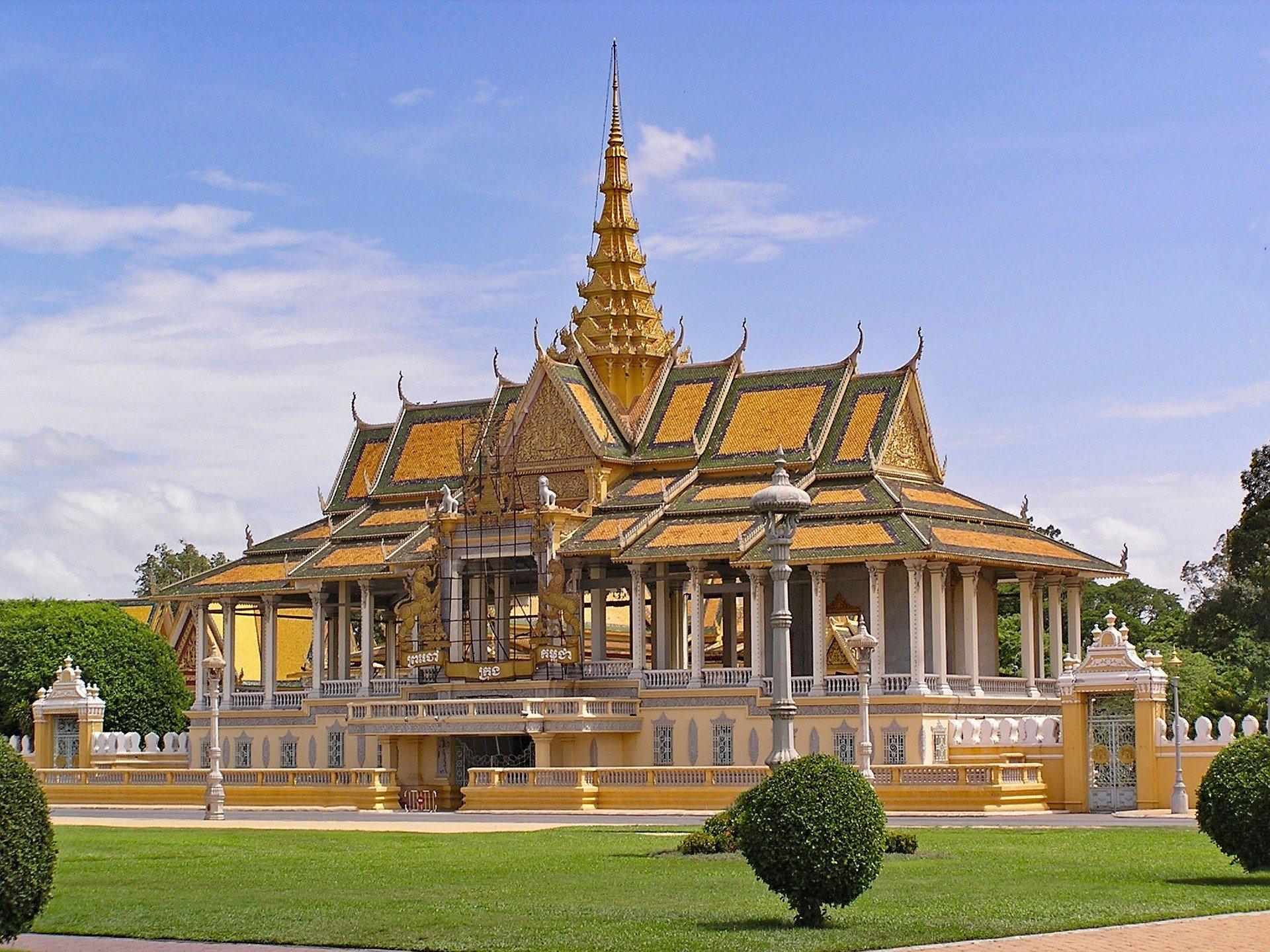 Riverfront District, Phnom Penh