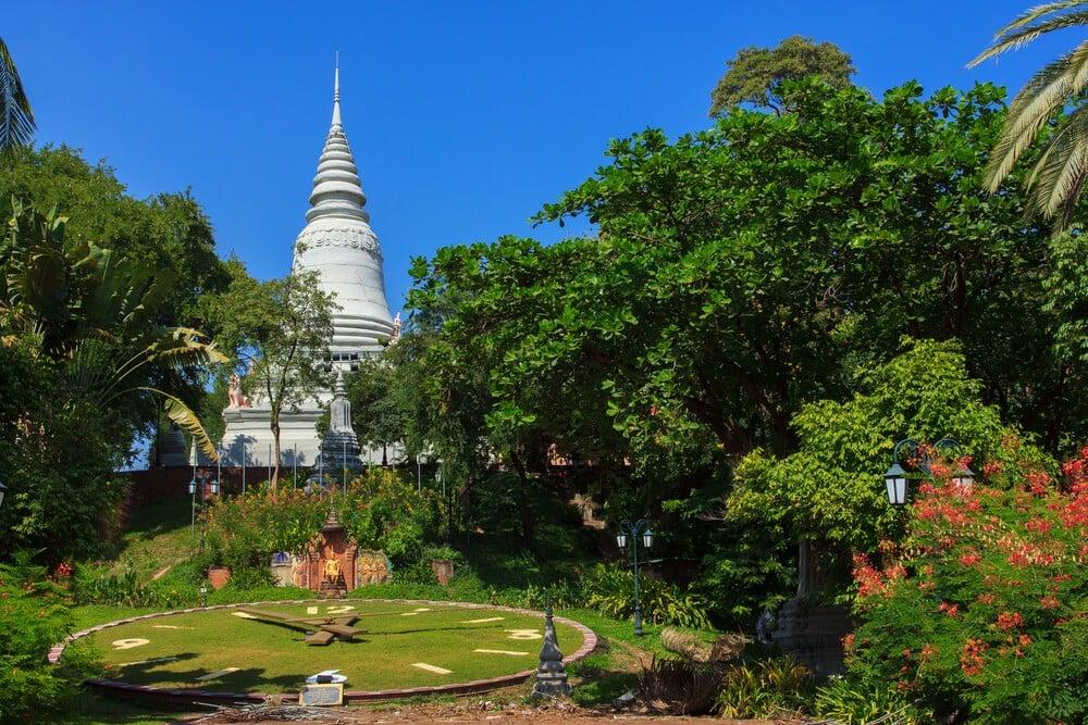 Sangkat Voat Phnum, Phnom Penh