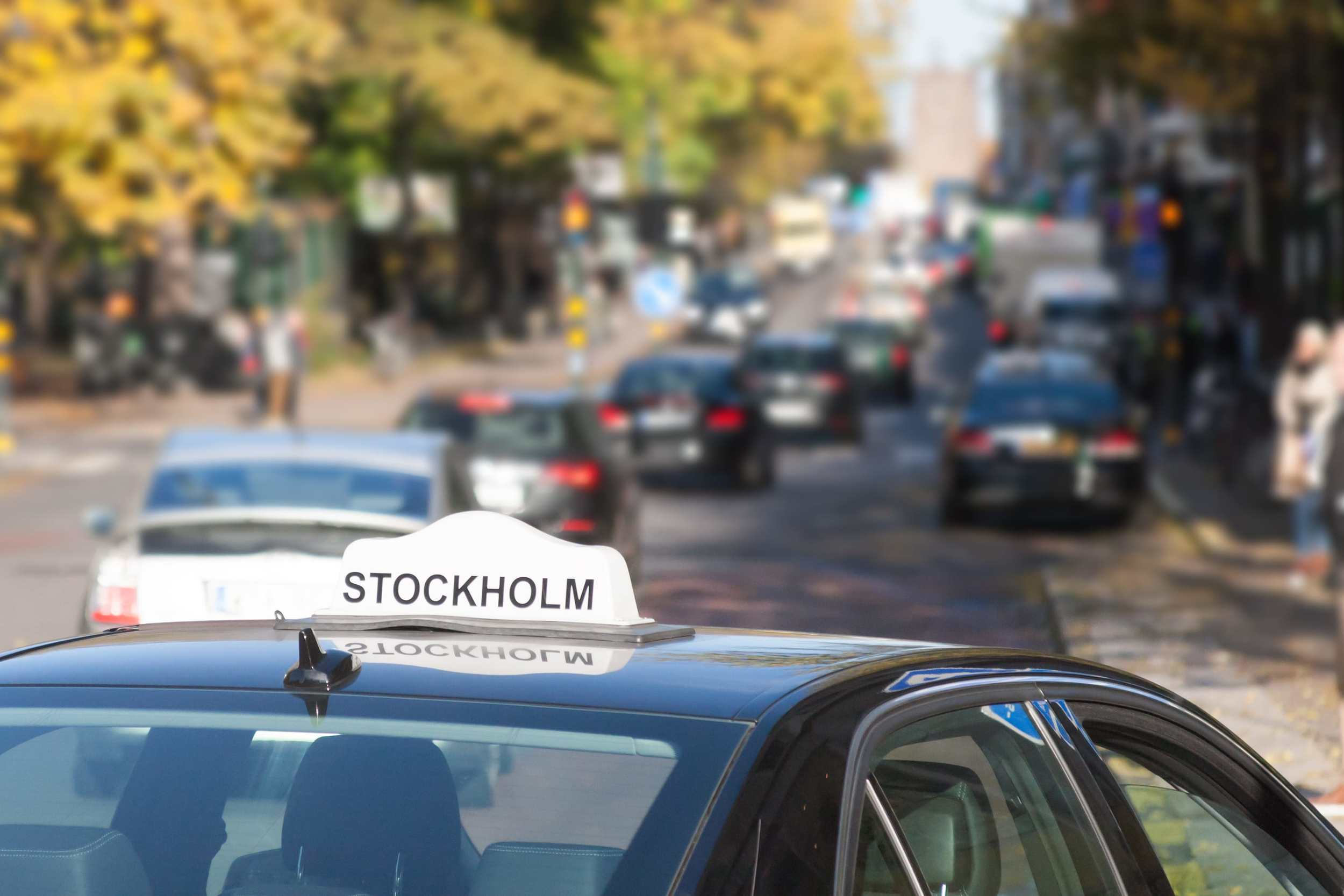 Are taxis safe in Sweden
